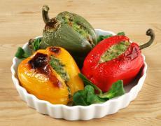 Перец фарш.овощами и грибами 500 г.