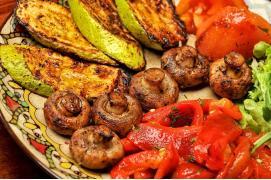 Овощи запеченные «По-китайски» от шеф повара 500 г.
