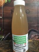 Напиток клубничный на сыворотке 1,5% 0.54 л.