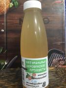 Напиток малиновый на сыворотке 1,5% 0.54 л.